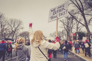 Mouvement de grève des infirmières