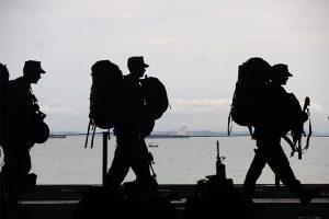 Etre infirmier en milieu militaire