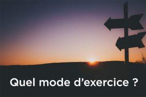 Quel mode d'exercice choisir en libéral ?