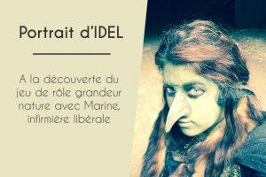 Portrait d'IDEL de Marine