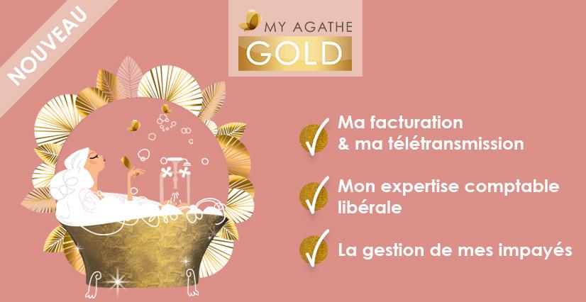 My Agathe Gold, la gestion complète de votre activité libérale