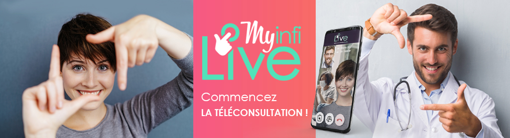 Myinfi Live : télémédecine pour infirmières libérales, suivi de patient à distance via la téléconsultation et le télésuivi