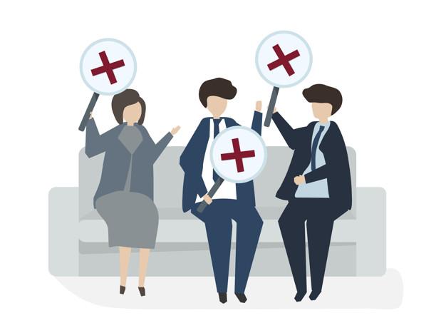 Les raisons de refuser un soin en tant qu'infirmier(e) libéral(e)