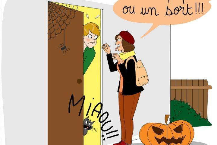Halloween : vos déguisements d'IDEL à vous !