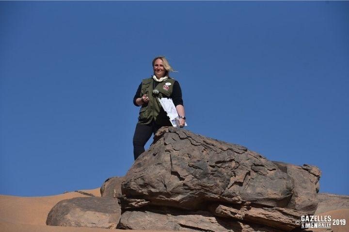 Alexandra, une infirmière libérale à l'âme de gazelle