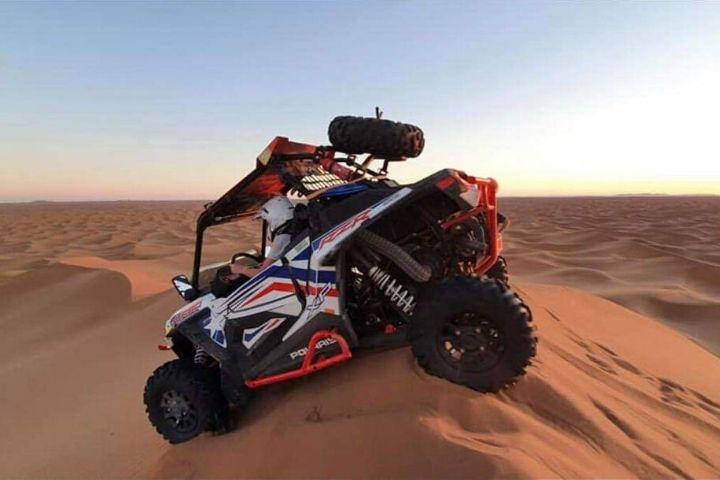 rallye buggy ssv quad alexandra chapuis