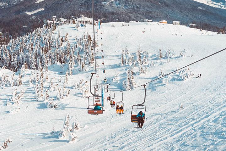 Partez-vous au ski cette année ?