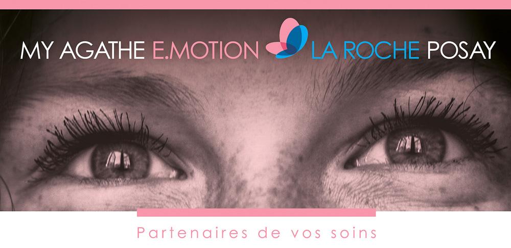 Partenariat My Agathe e.motion et La Roche Posey