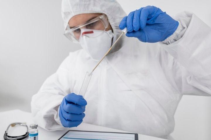 Une nouvelle cotation pour le test anal à la Covid-19