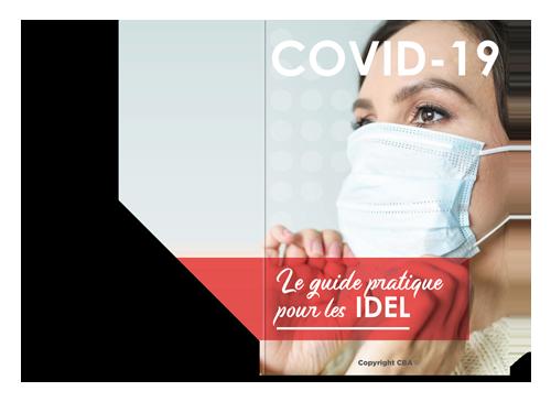 COVID-19 : couverture guide pratique pour les IDEL