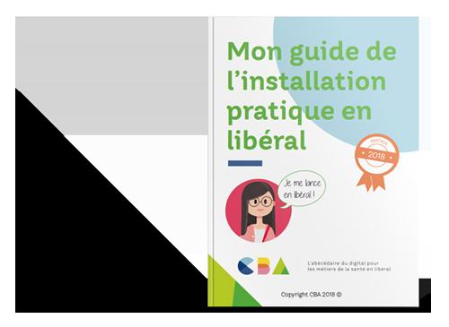couverture guide installation pratique en libéral