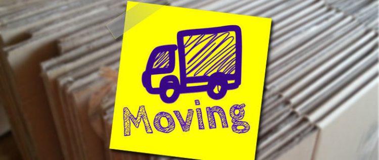 Mes démarches en cas de déménagement