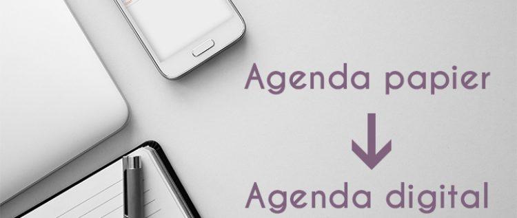 Quitter l'agenda papier pour passer à l'agenda infirmier digital