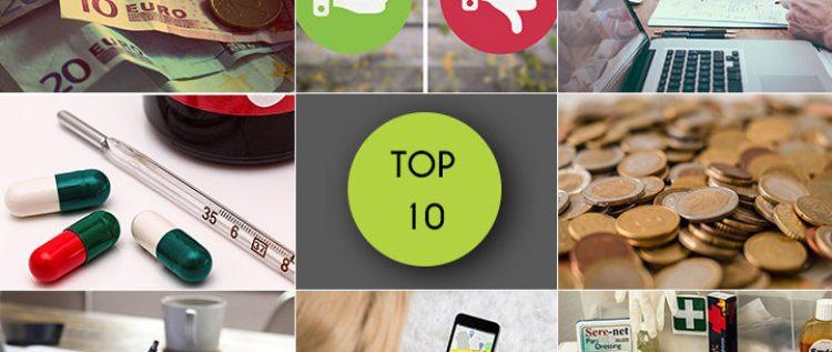 Top 10 des articles les plus lus pour votre installation