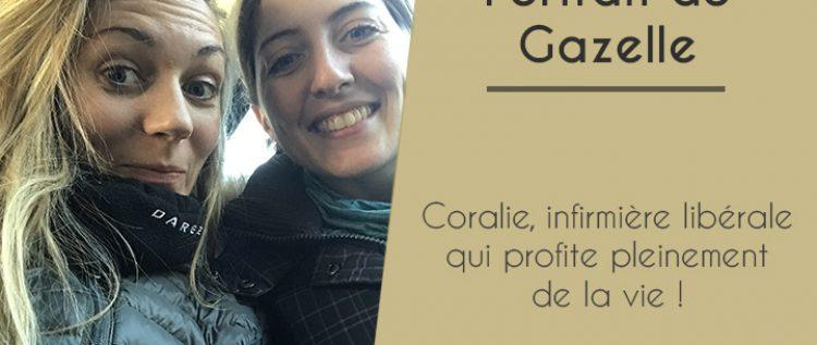 Coralie, IDEL qui profite pleinement de la vie !