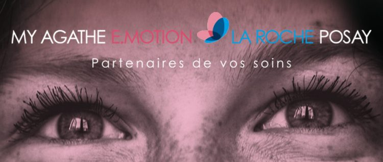 Partenariat My Agathe e.motion x La Roche Posay
